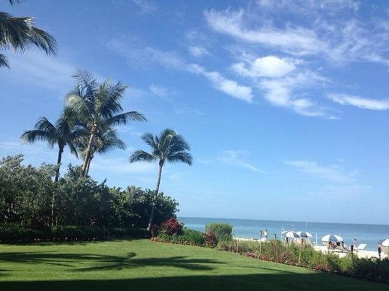 LaPlaya Beach & Golf Resort, A Noble House Resort: Gorgeous and peaceful view of water and beach.