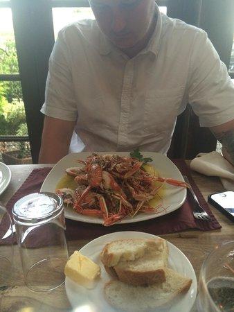 The George: Specials menu again!