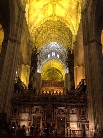 Seville Cathedral (Catedral de Sevilla): Intérieur de la Cathédrale