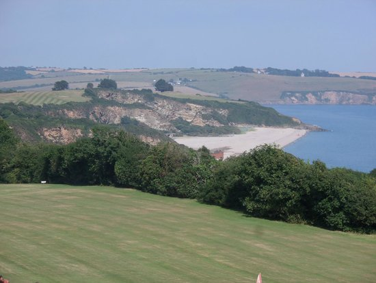 The Carlyon Bay : Hotel grounds