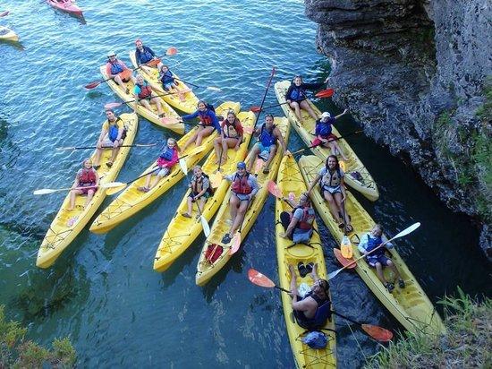 Door County Kayak Tours : Vacation Adventure