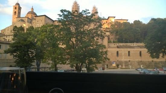 La Nostra Saletta Foto Di La Terrazza Del Duca Urbino