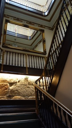 Pedra Iberica : Staircase
