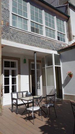 Pedra Iberica : Back of House