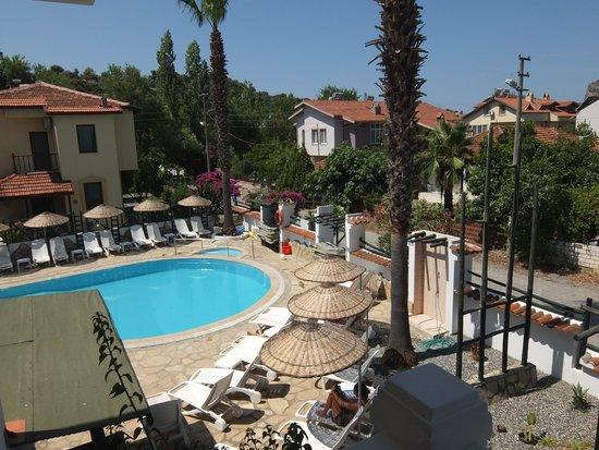 Beyaz Villas : Pool Area