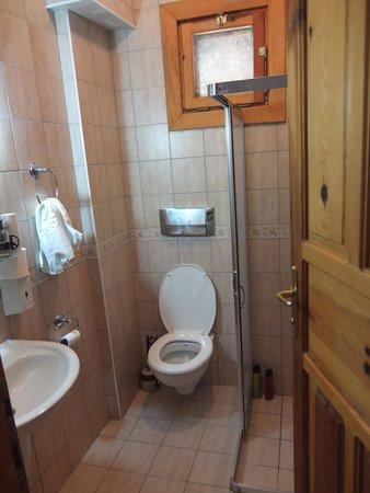 Beyaz Villas: Bathroom