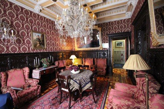 Castelo de Santa Catarina: Formal sitting room