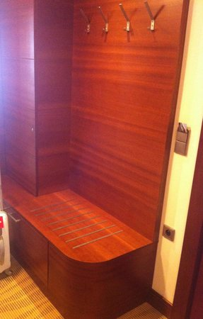 Radisson Blu Hotel Gdansk: Room hall