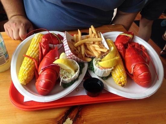 Portland Lobster Co: Lucky Catch Lobsters