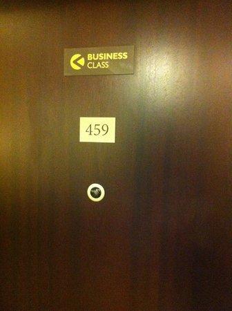 Radisson Blu Hotel Gdansk: Great room!