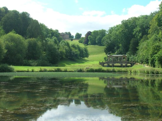 Prior Park Landscape Gardens (NT): Lago
