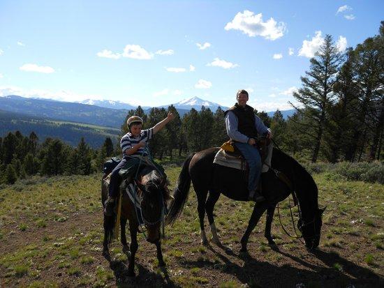Jake's Horses, Big Sky, Montana