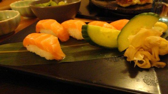 Naruto: sushi