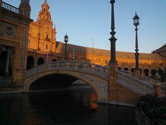 El Rey Moro Hotel Boutique Sevilla: plaza de espana
