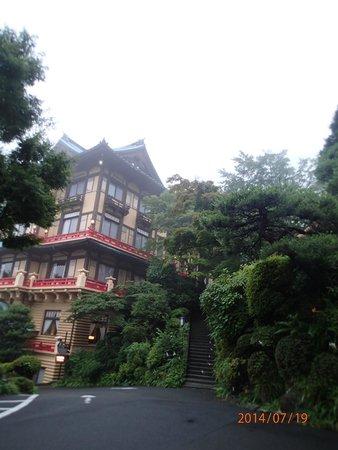 Fujiya Hotel: 外観