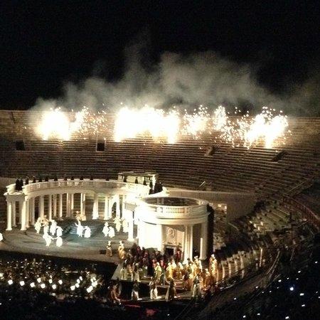 Villa InCanto Opera Lirica : Masked Ball and fireworks!