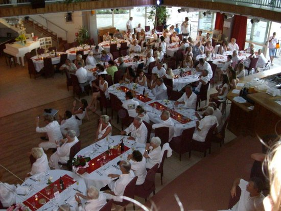 Le Mas de Saboth : soirée repas