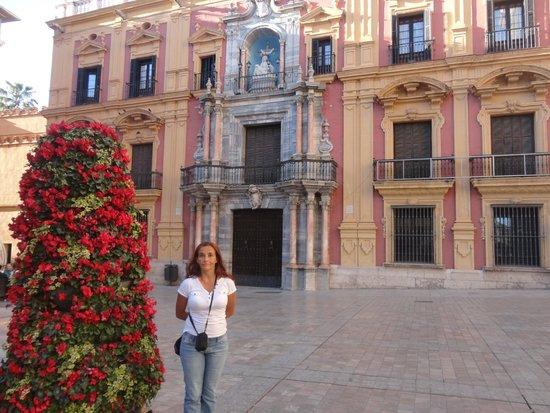 Plaza de la Corredera: Bonita