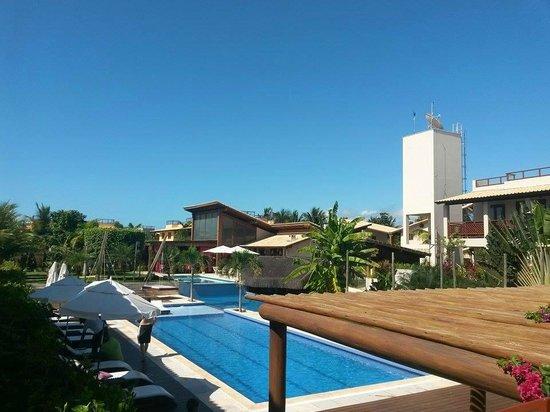 Pipa Beleza Spa Resort: Piscina