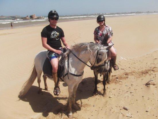 Equi Evasion: Horse trek with Mogador and Cobra