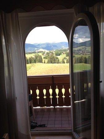 Hotel Da Barba: vue de la chambre.