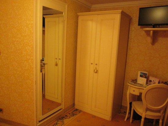 Riviera Hotel: Standart double room