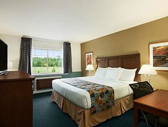 Days Inn Shelburne/burlington: 1 King Bed Room