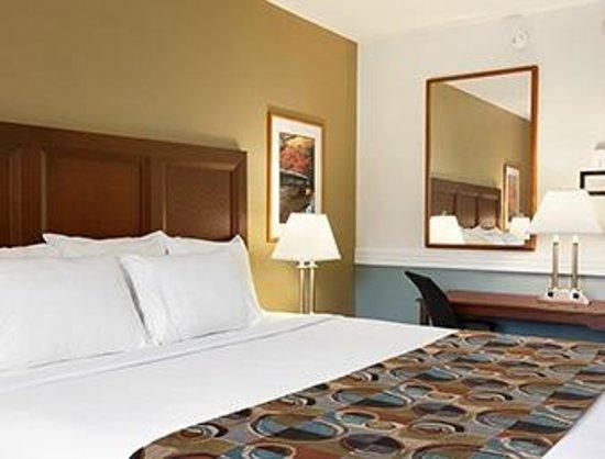 Days Inn Shelburne/burlington: 1 King Bed