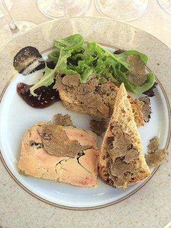 TERRES DE TRUFFES : Terrine de foie gras de canard maison truffé à la truffe Tuber Aestivum