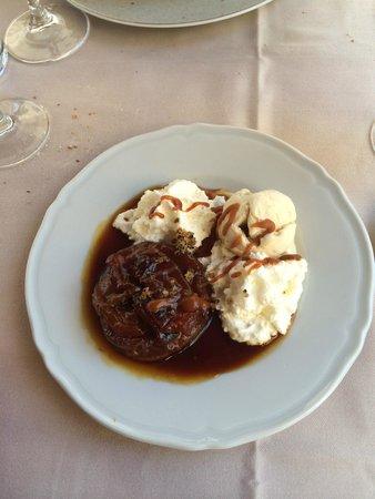 TERRES DE TRUFFES : Tatin au caramel de truffes