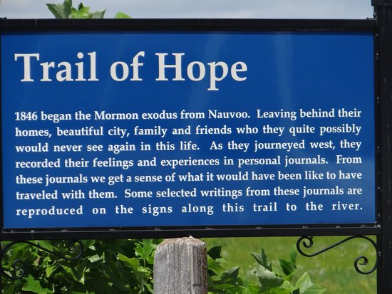 Historic Nauvoo: Trail of Hope