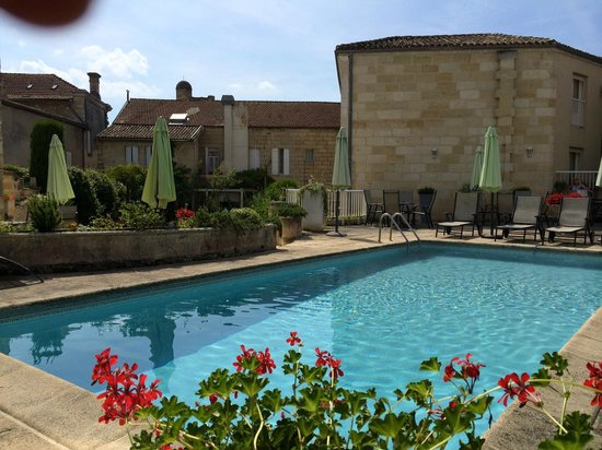 hotel palais cardinal updated 2017 reviews price comparison saint emilion france. Black Bedroom Furniture Sets. Home Design Ideas