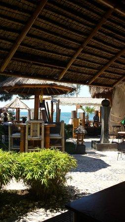 Alaya -coctail bar-: Blick von einer der vielen bequemen Lounges aus