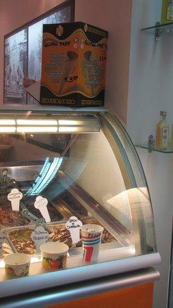 Gelateria Zini, il Gelato Artigianale: Gluten Free
