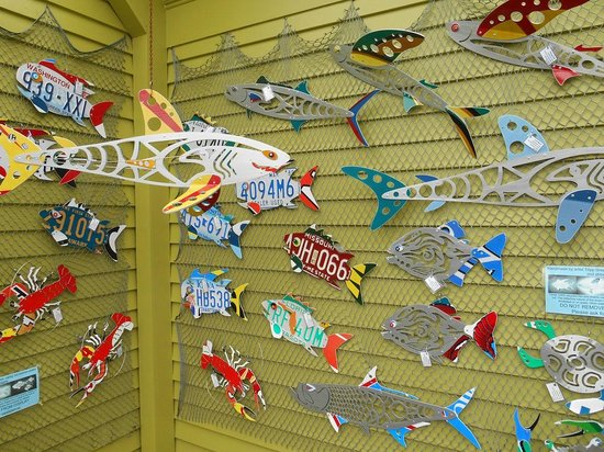 Provincetown, MA: objetos