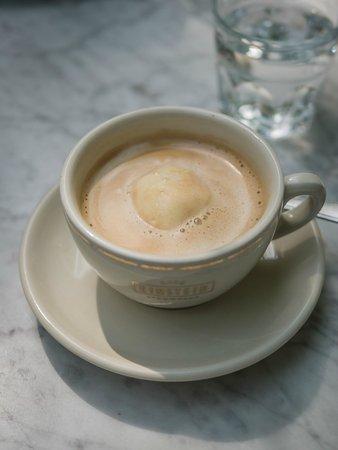 Cafe Einstein Stammhaus: Caffe Vaniglia