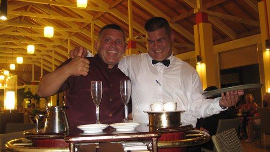 Hotel Playa Cayo Santa Maria : Le spécialiste du café