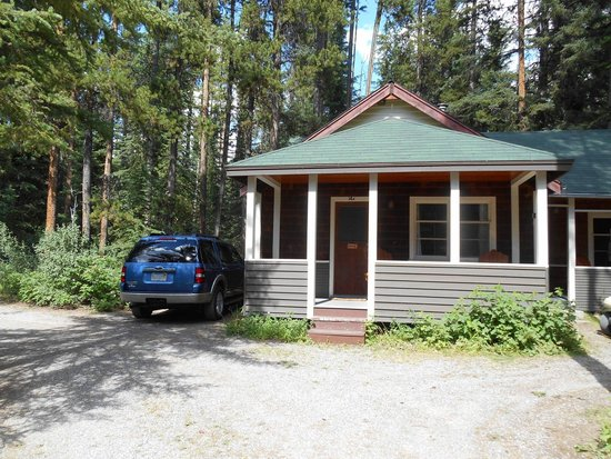 Johnston Canyon Resort : Cabin 14A