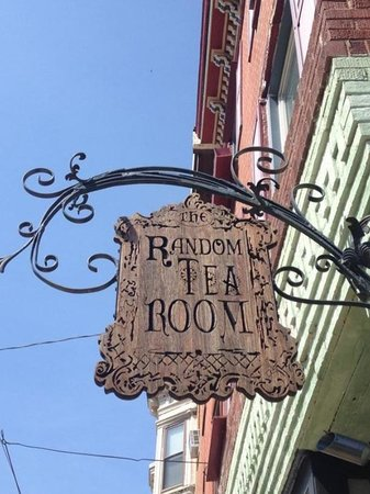 The Random Tea Room