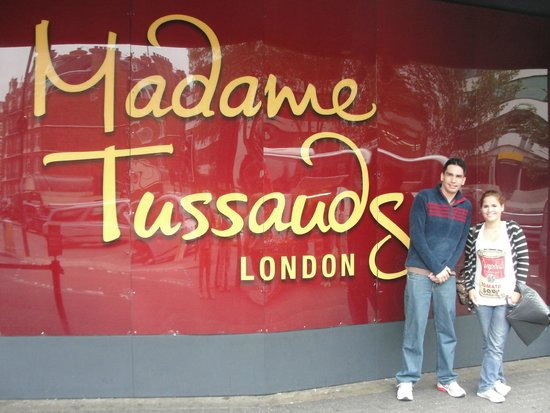 Madame Tussauds London: Londres