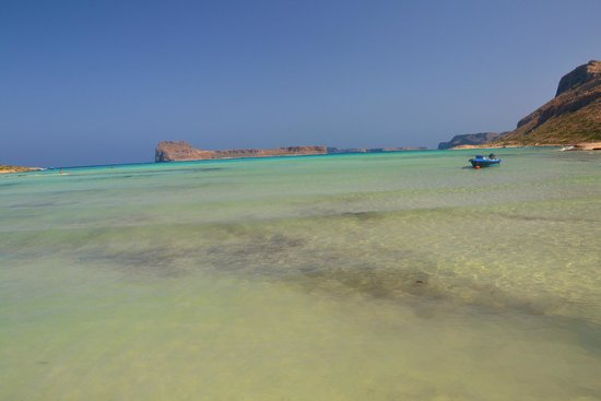 Balos Beach and Lagoon : mare