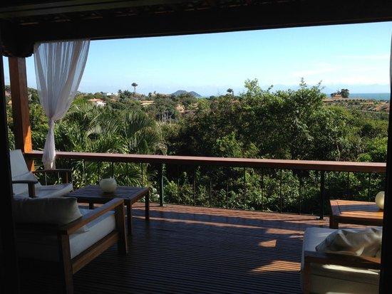 Porto Bay Buzios : Lobby balcony