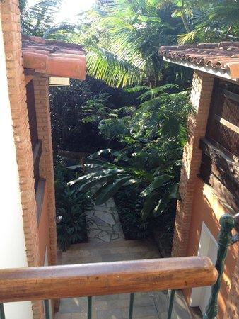 Porto Bay Buzios: Stairwell