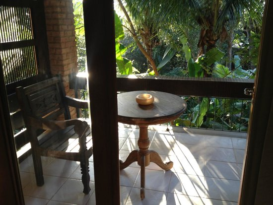 Porto Bay Buzios: Room balcony