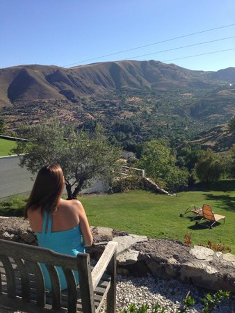 La Almunia del Valle: Beautiful views everywhere