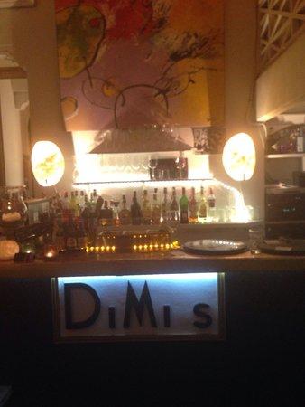 Restaurante DiMi s: De bar.