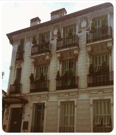 Hotel Villa Rivoli: Front view