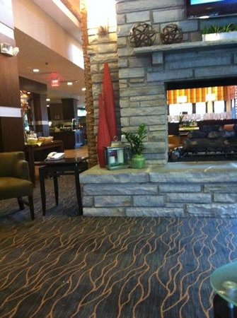 Hilton Garden Inn Gatlinburg Downtown : main lobby