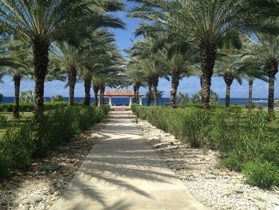Santa Barbara Beach & Golf Resort, Curacao : Pavillion on Ocean