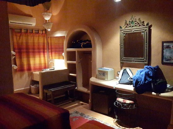 Kasbah Hotel Tombouctou: Chambre